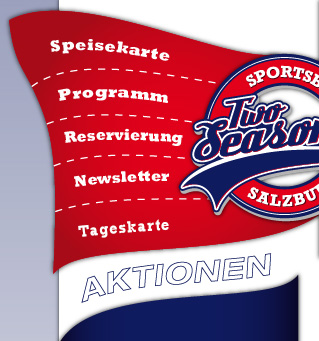 Two Seasons, Sportsbar Salzburg, Navigation